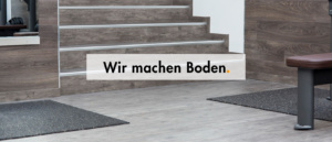 Bodenboss Treppe